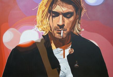 Shin Changyong, 'Kurt Cobain', 2017
