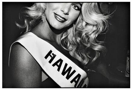 Jean Pigozzi, 'Hawaiian Tropic model, Antibes, France, 1992', 1992