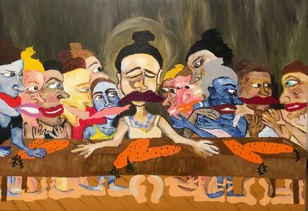 Anna Hopfensberger, 'The Last Ballerina's Supper', 2018