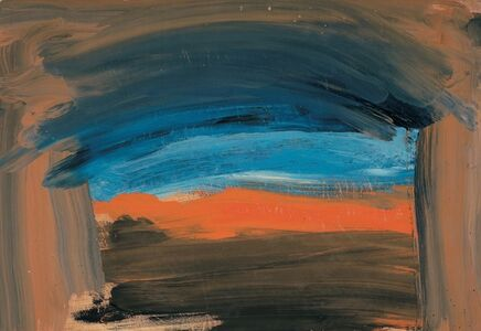 Howard Hodgkin, 'Transatlantic', 2007