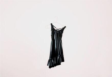 Oli Rodriguez, 'A Familiar Panting: Child's Large Leather Dress', 2019
