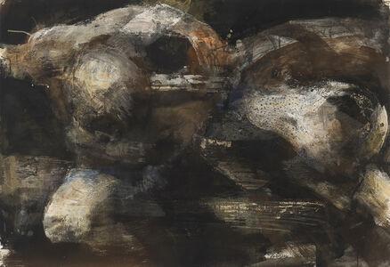 Rico Lebrun, 'Abstract', 1962