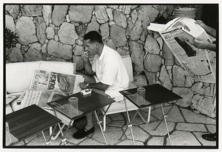 Jean Pigozzi, 'Charles Saatchi', 1989