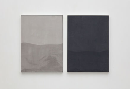 Anthony Pearson, 'Untitled (Diptych Embedment)', 2017