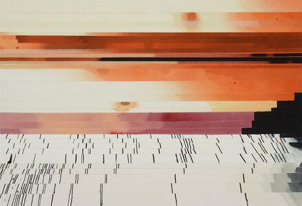 Cynthia Ona Innis, 'Velvet Sunset', 2017