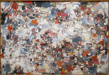 Natalia Dumitresco, 'Composition abstraite', ca. 1957