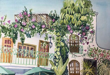 Susan Greenstein, 'Mexican Garden', 2019