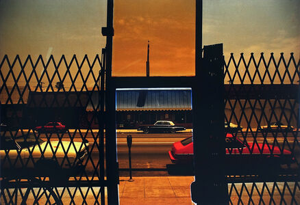 Harry Gruyaert, 'Los Angeles, California, USA, 1981', 1981