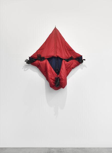 Annette Messager, 'Sleeping Deep Red', 2017-2018
