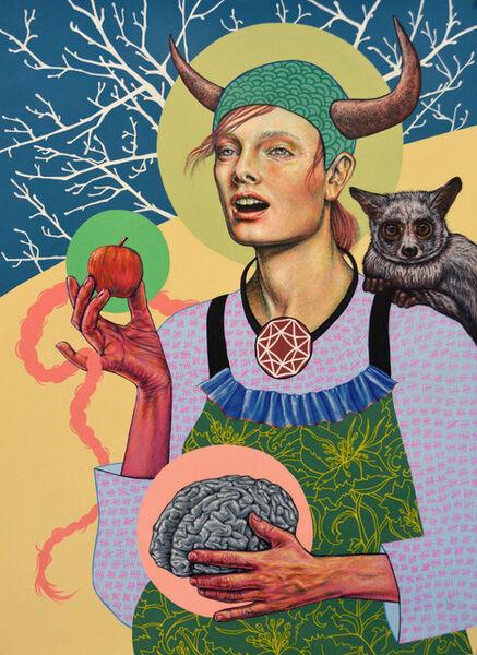 Aneka Ingold, 'Fruitfulness', 2019