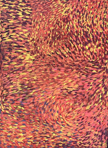 Gloria Petyarre, 'Bush Medicine Leaves', 1996
