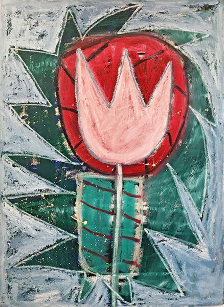 Adam Handler, 'Shark Tooth Tulip', 2018