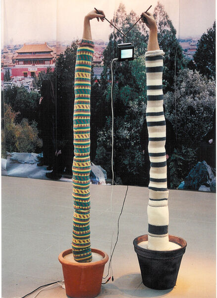 Song Dong & Yin Xiuzhen, 'United Hands (A)', 2002