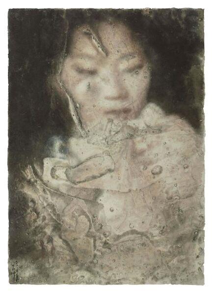 Shi Chong, 'Ripple and Wrap 潺缠', 2018