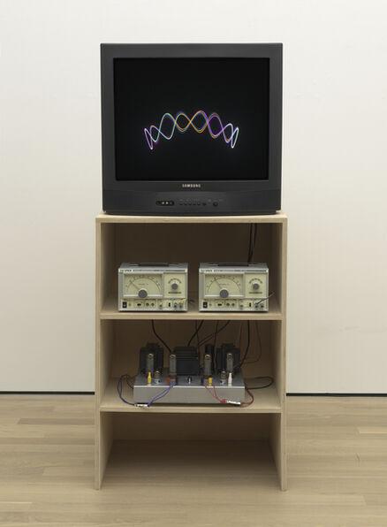 Nam June Paik, 'TV Crown', 1999