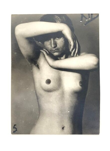 Frantisek Drtikol, 'Nude Composition Photography, ', ca. 1925