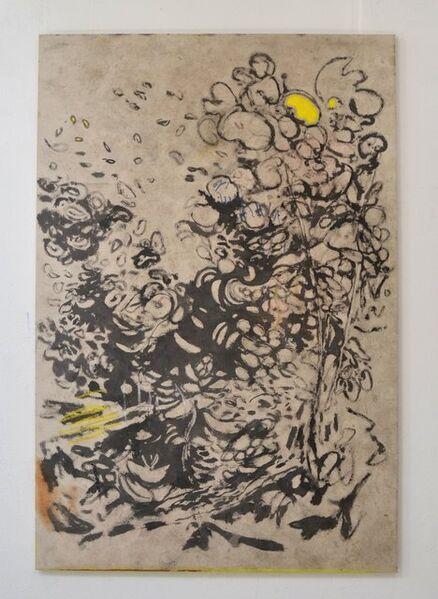 Sebastián Fierro, 'Flores Amarillas', 2017