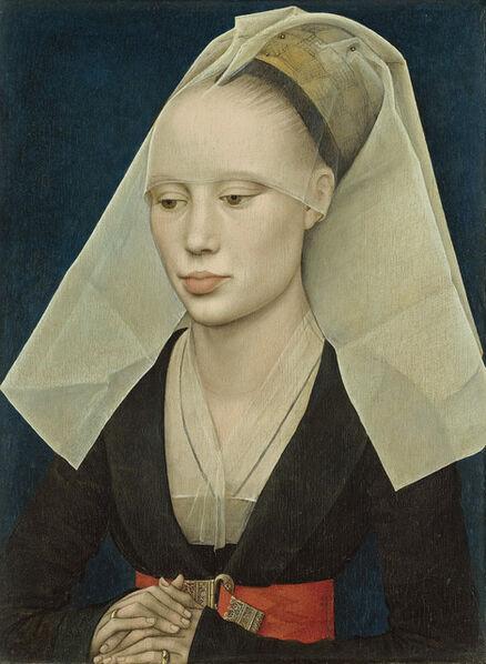Rogier van der Weyden, 'Portrait of a Lady', ca. 1460