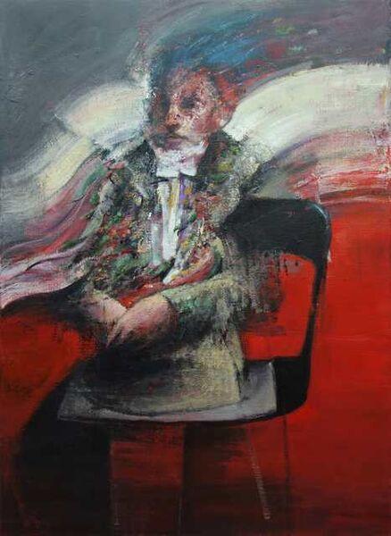 Nikos Aslanidis, 'The Chair', 2016