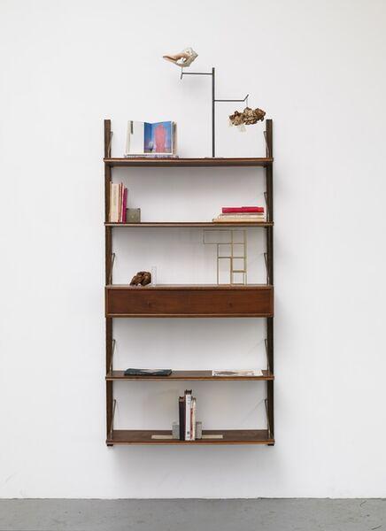 Carol Bove, 'Vague Pur Affection', 2012