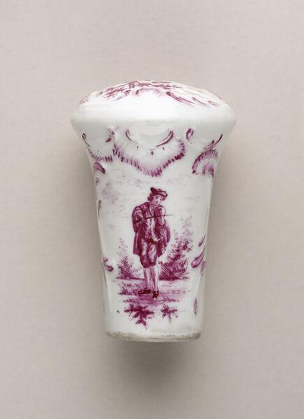 Meissen Porcelain Factory, 'Cane handle', 1737-1741