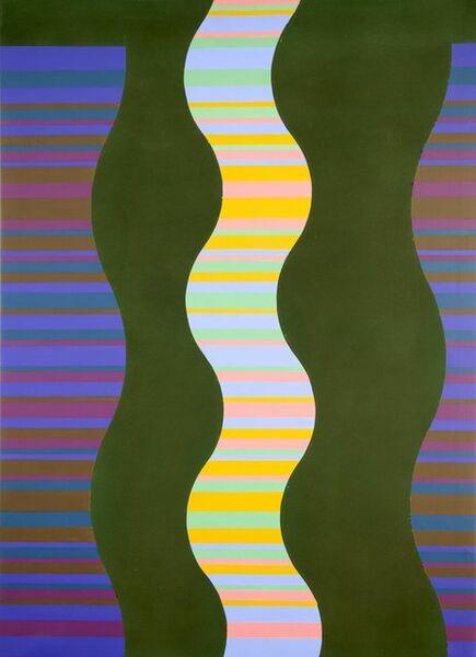 Michael Kidner, 'Green (For Grabowski)', 1968