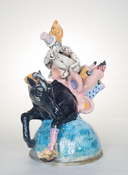 Kremena Lefterova, 'The Donkey Rider', 2013