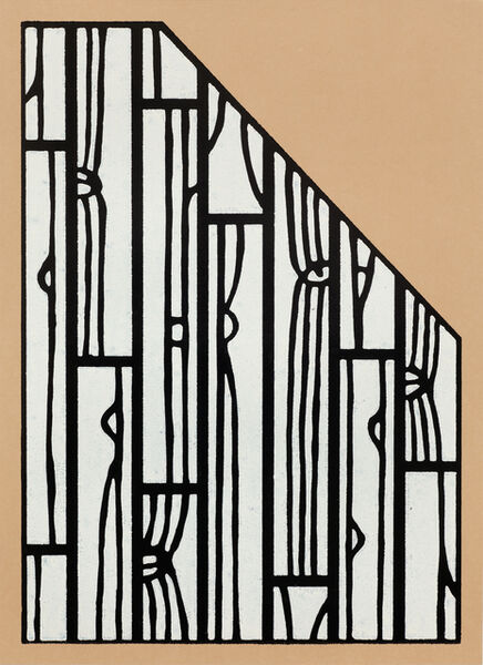 Richard Woods, 'Offcut No 6 (inside the porch)', 2013