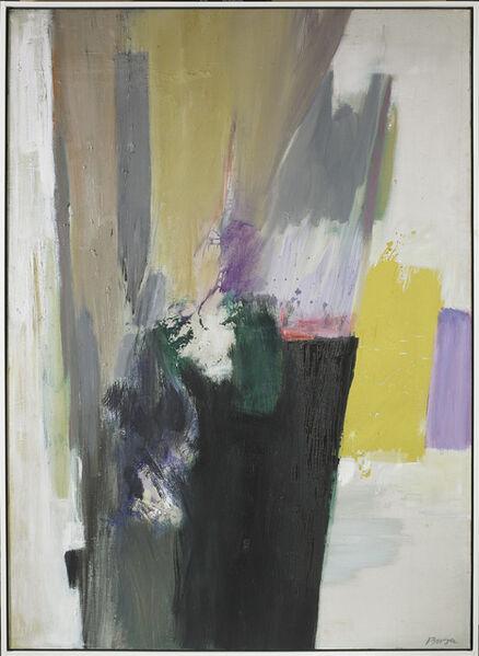 Peter Busa, 'Runic II', 1962