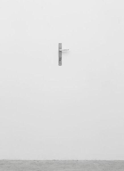 Roman Ondak, 'Leave the Door Open', 1999