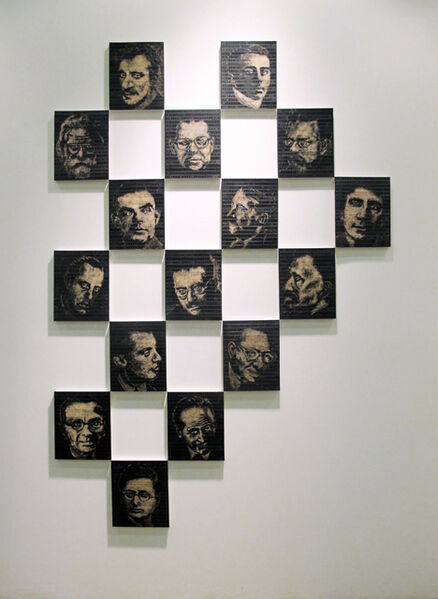 Pedro Tyler, 'At Infinitys Edge', 2015