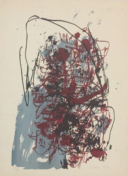 Asger Jorn, 'Le vieux monde', 1959
