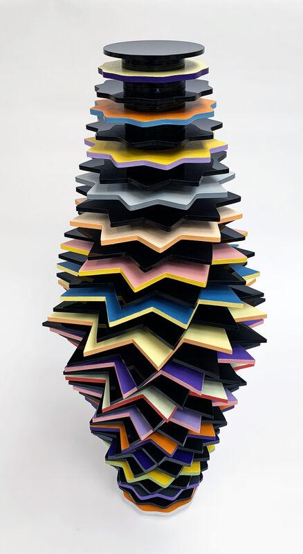 Peter Monaghan, 'Transform Black', 2021, Sculpture, Mixed Media, Gormleys Fine Art