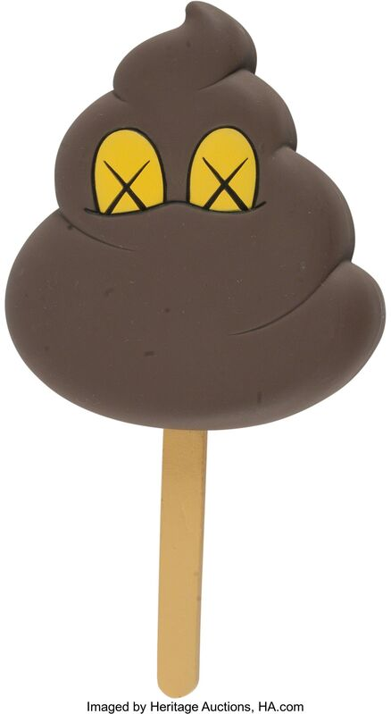 KAWS, 'Warm Regards Bar (Brown)', Other, Heritage Auctions