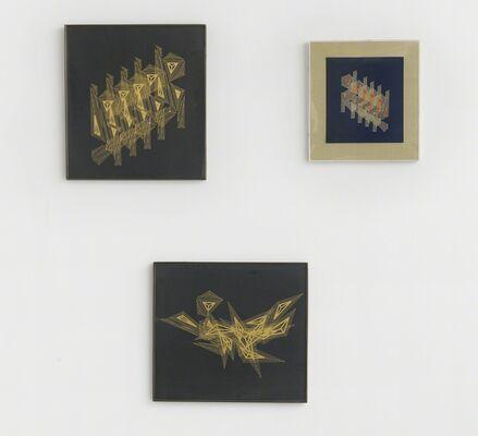 Lillian Schwartz: Pioneer of Computer Art, installation view