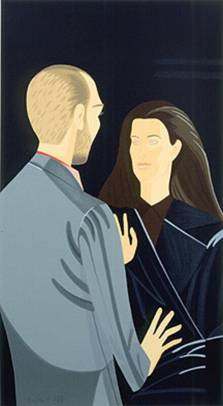 Alex Katz, 'Pas de Deux III', 1994, Print, Hand-signed serigraph, Martin Lawrence Galleries