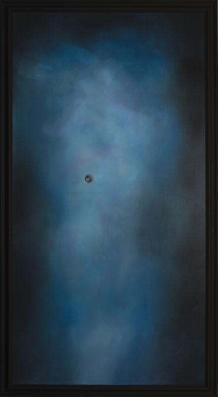 Miloš Todorović, 'Nucca', 2021, Painting, Oil on canvas, Aria Art Gallery