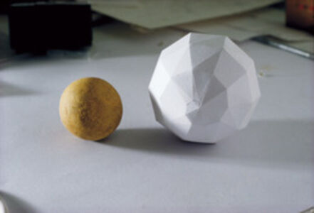Attila Csörgő, 'Two Oranges', 1994