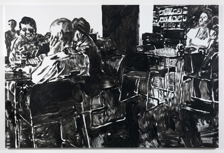 Merlin Carpenter, 'TATE CAFÉ 5', 2011