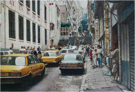 Rudolf Häsler, 'Strasse in Argel', 1997