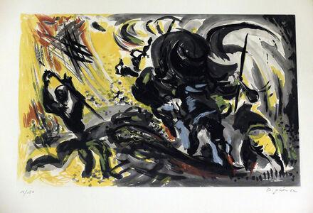 Edouard Pignon, 'Combat (Fight)'