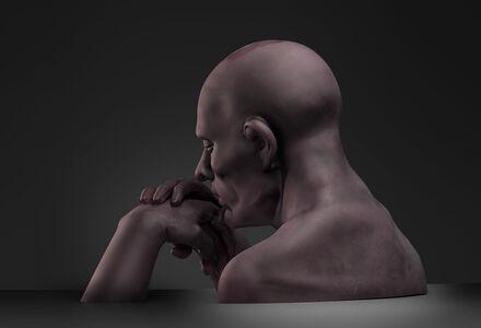 Martin Janecký, 'Bust', 2020