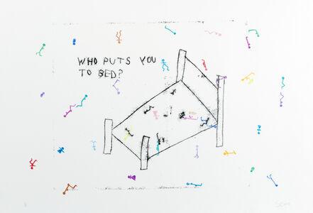 Sara Zielinski, 'Who Puts You to Bed?', 2015