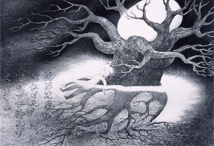 Kondoh Akino, 'KiyaKiya_drawing05', 2012
