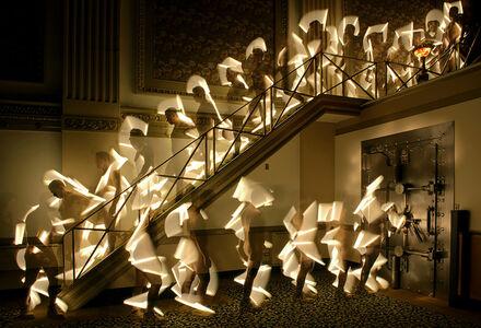 Vicki da Silva, 'Dude Descending a Staircase (to the Vault)', 2013