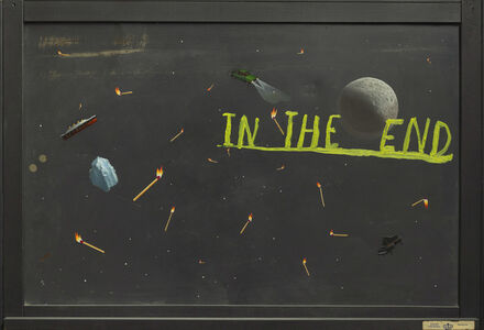 Oliver Jeffers, 'In the End', 2018