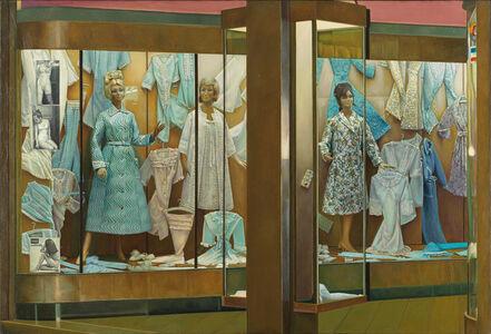 Rudolf Häsler, 'Modeschaufenster', 1972