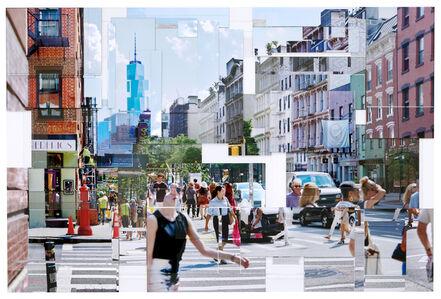 Phil Stein, 'NYC 1723', 2017