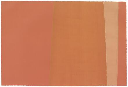 Anne Truitt, 'Truitt '67 [18]', 1967