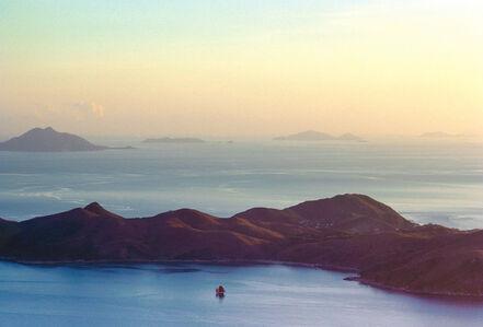 Keith Macgregor, 'Junk off Lamma Island, Hong Kong (KM-08B)', 1976